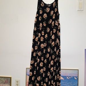 Forever 21+ Floral Maxi Dress